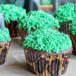 Jumanji Cupcakes