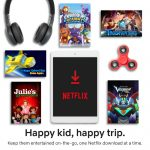Holiday Travel Entertainment at Your Fingertips