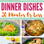 25 Last Minute Dinners for Busy Nights