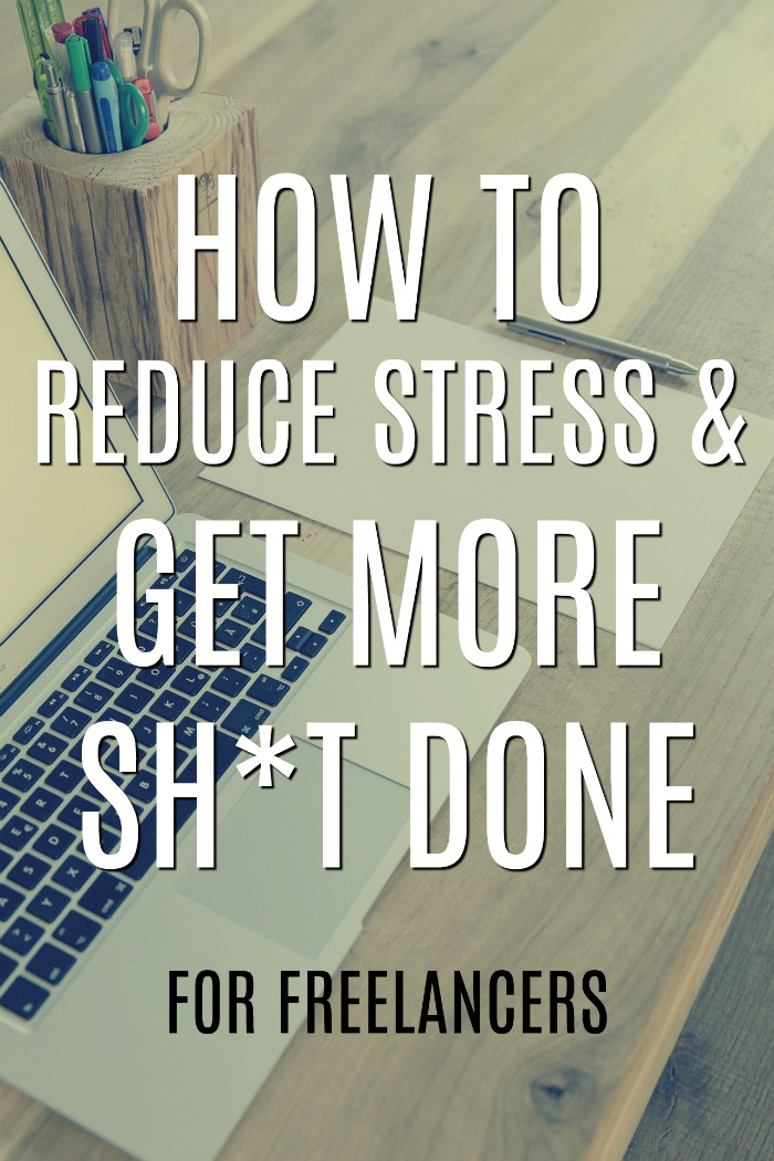 Freelance Productivity Tips - Work from Home