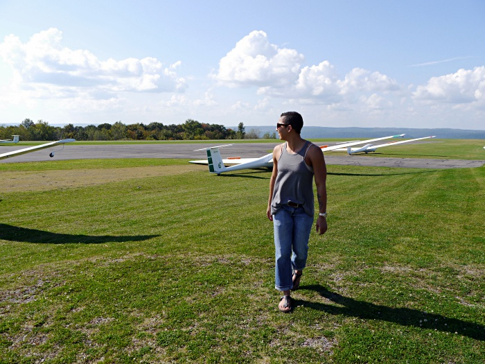 National Soaring Museum Chemung County Chanelle