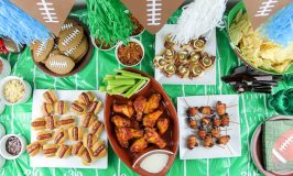 Create a Winning Game Day Party Spread!