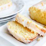 Orange-Lemon Pound Cake with Citrus Cream