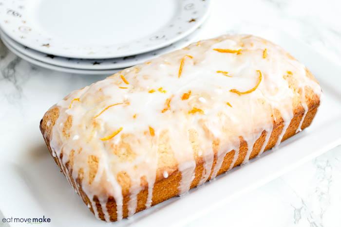 Krusteaz Lemon Pound Cake