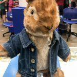 Peter Rabbit at Build-A-Bear!