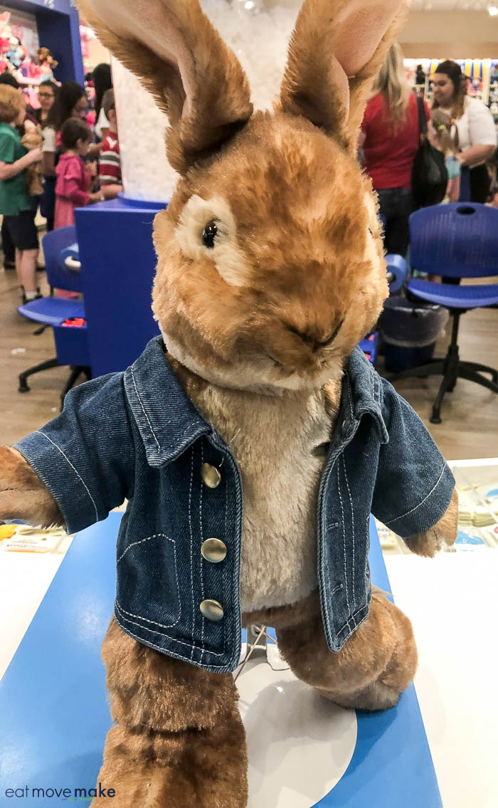 Peter Rabbit Build a Bear