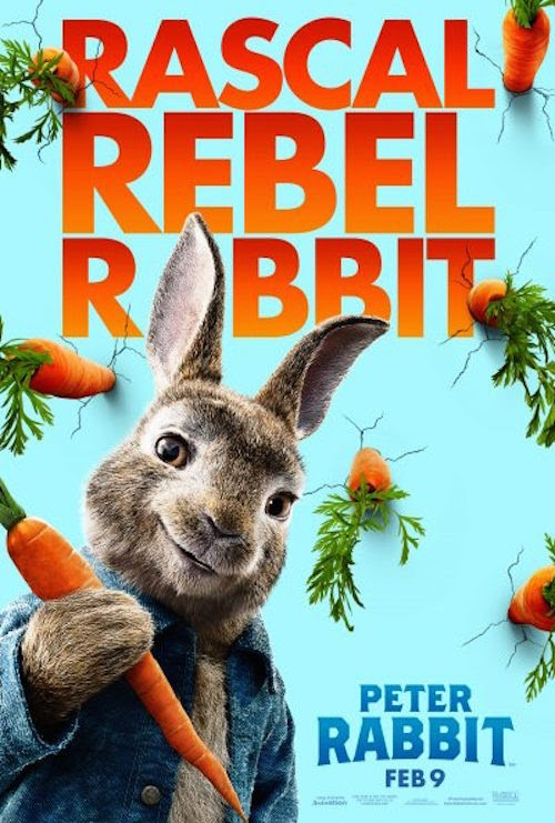 Peter Rabbie movie
