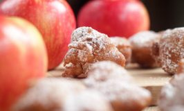 How to Make Apple Fritters #EasterSweetsWeek