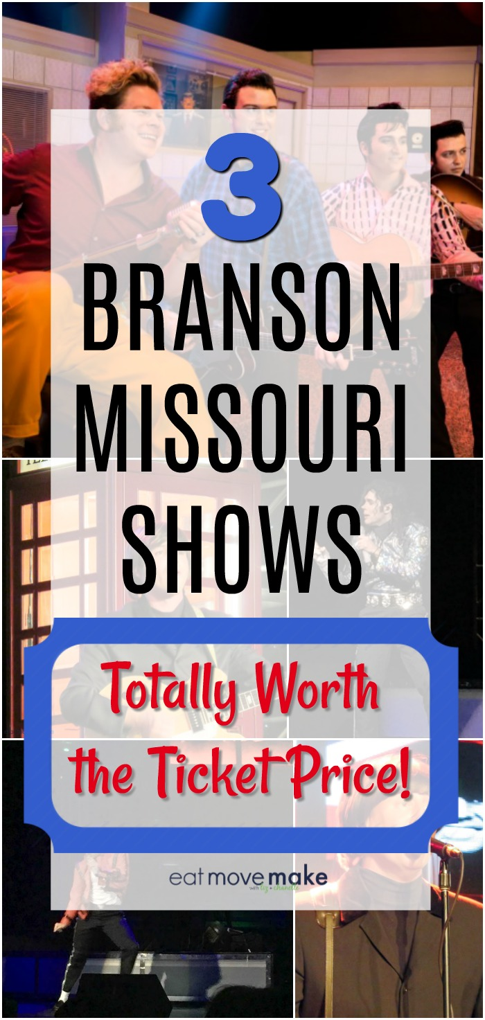 Branson Shows Totally Worth the Ticket Price