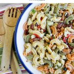 Artichoke and Sun Dried Tomato Pasta Salad
