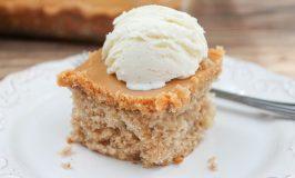 Caramel Apple Cake #Brunchweek