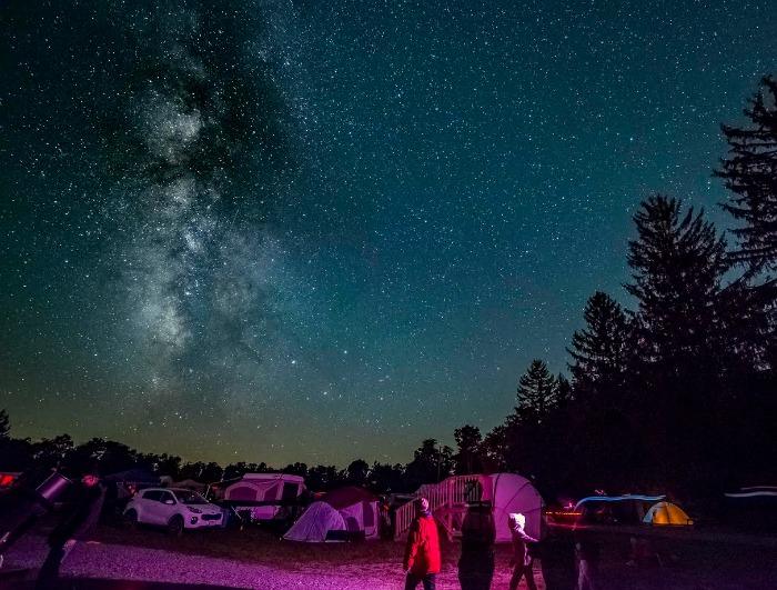 Cherry Springs State Park dark skies