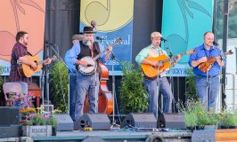 Festival of the Bluegrass in Lexington, Kentucky
