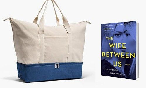 The Wife Between Us book and prize pack