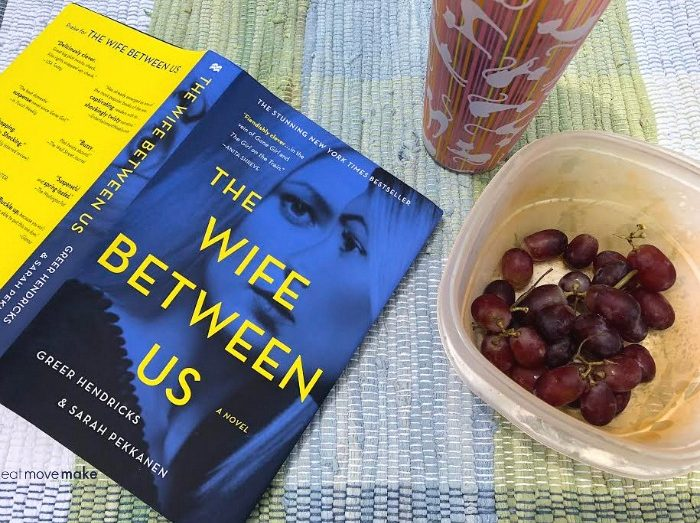 The Wife Between Us - great summer read!