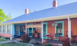 The Wortley Hotel – Lincoln, New Mexico's Wild West B&B Escape