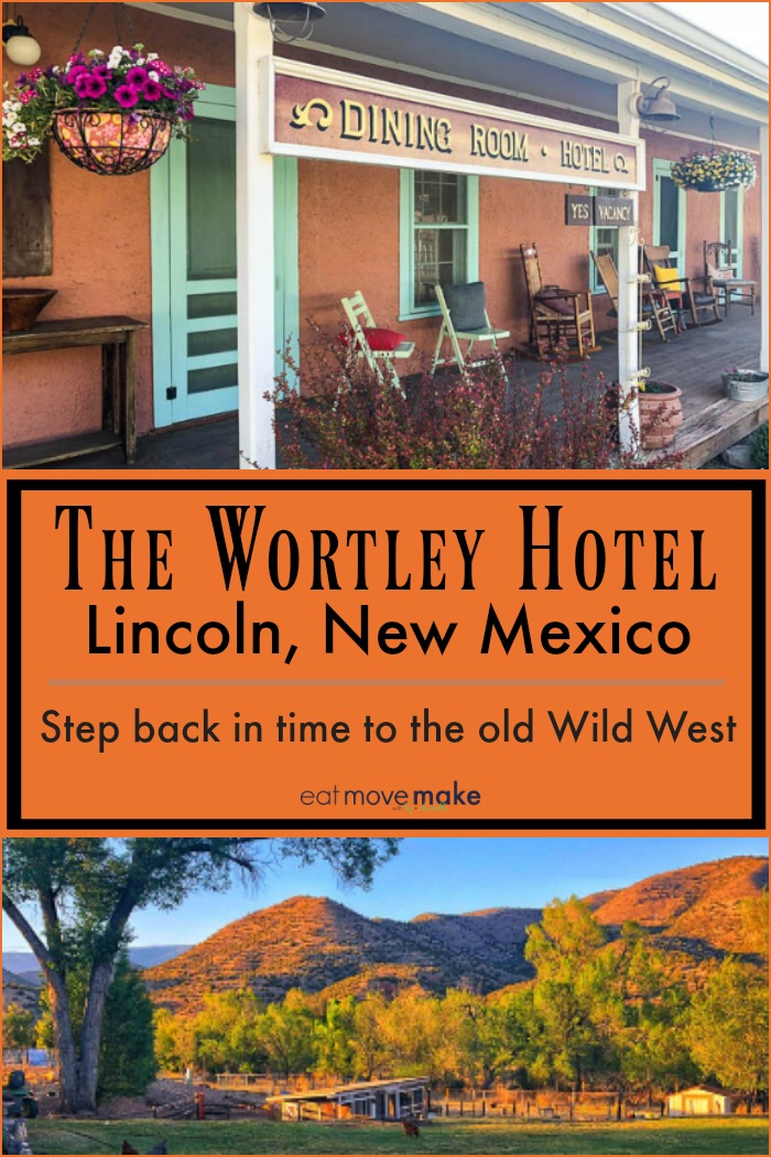 The Wortley Hotel - Lincoln, New Mexico B&B