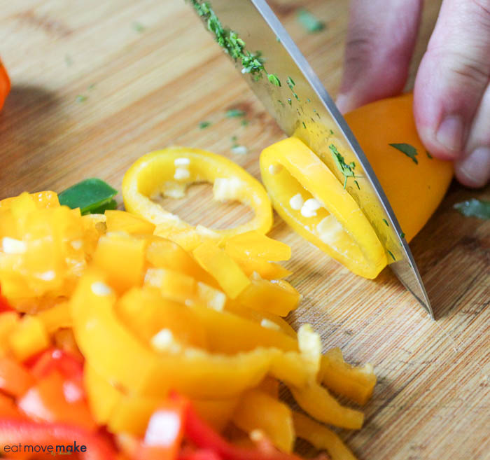 Calphalon self sharpening knife