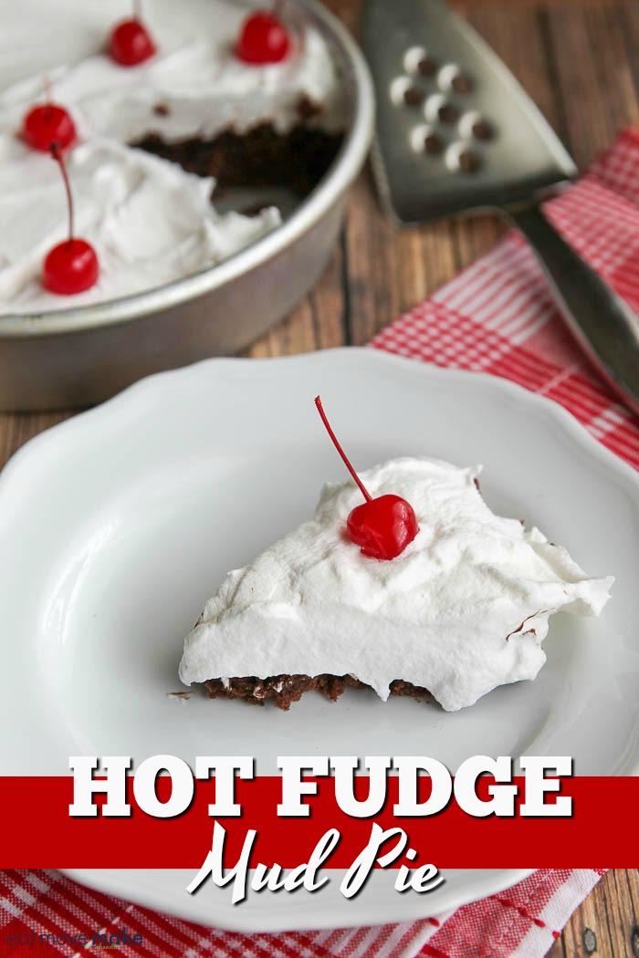 hot fudge mud pie recipe