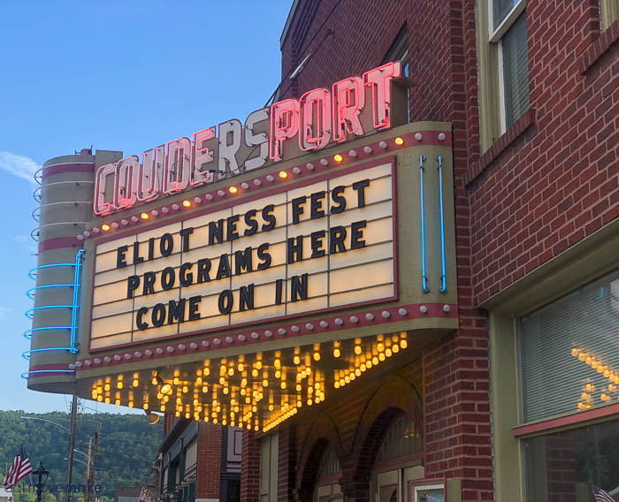 eliot ness festival coudersport pa crime fighters