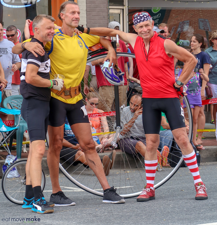 Nation's Only High Wheel Race in Frederick MD