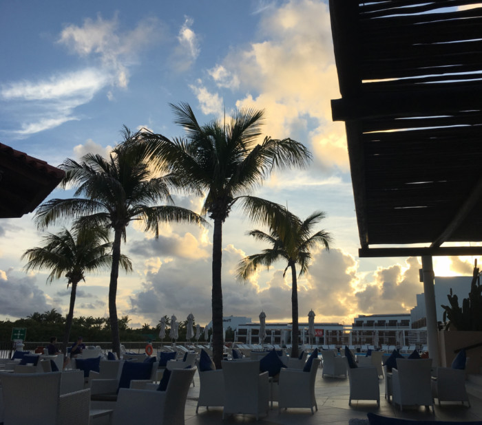 Sunset Club Med Cancun