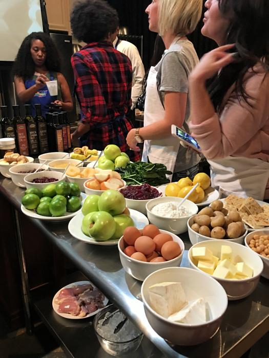NOW Foods cooking challenge