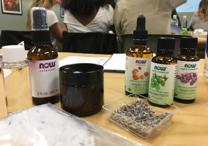 NOW Foods products - beauty and essential oils
