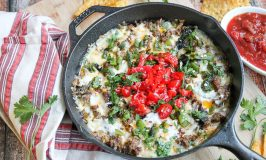 Queso Fundido – A Holiday Appetizer Tradition