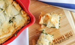 Mamma Mia! Here We Go Again! Greek-Inspired Spinach Pie #MammaMia2 #MammaMiaNightIn