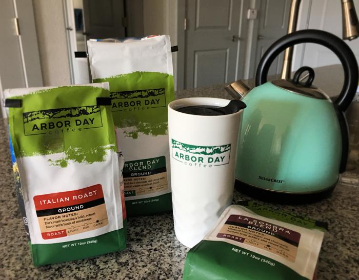 Arbor Day Coffee
