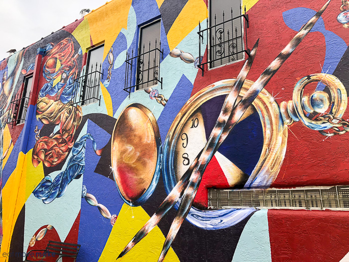 newest mural in Bentonville AR