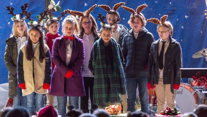 Countdown to Christmas - Hallmark Channel - It's Christmas, Eve