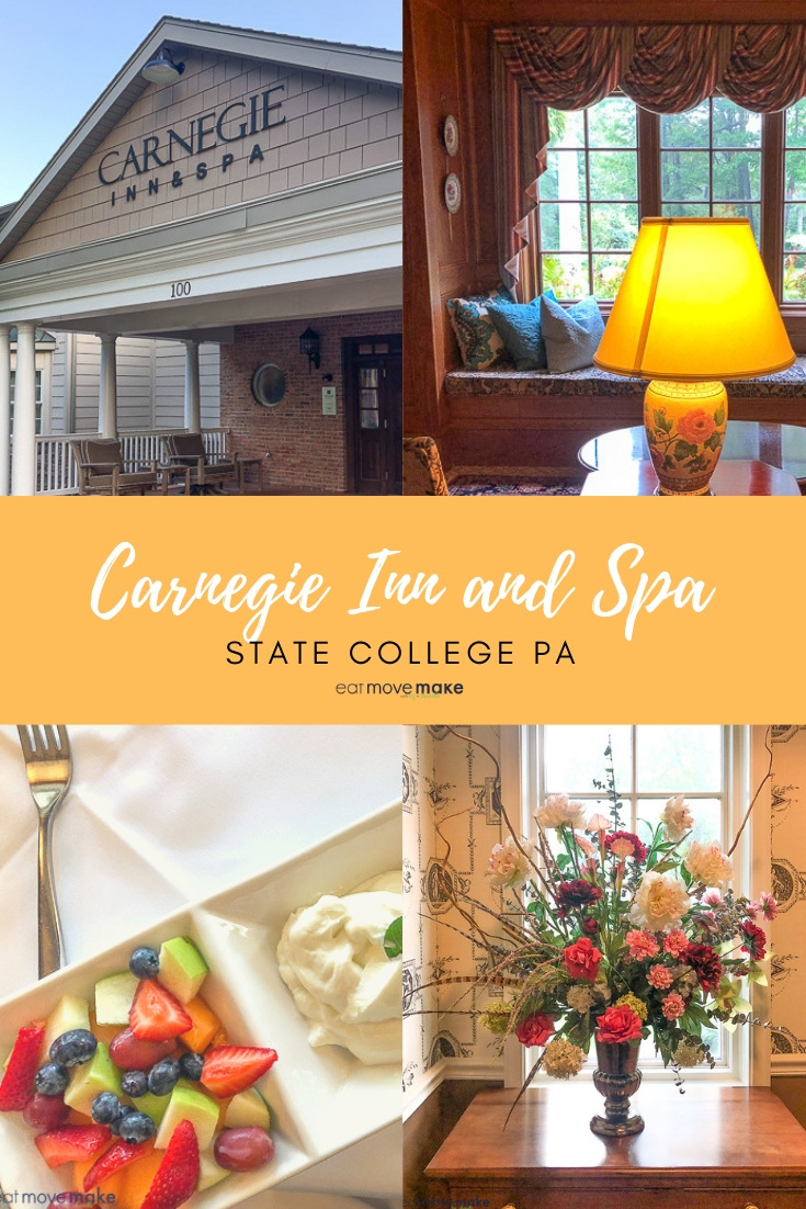 CARNEGIE INN AND SPA State College PA