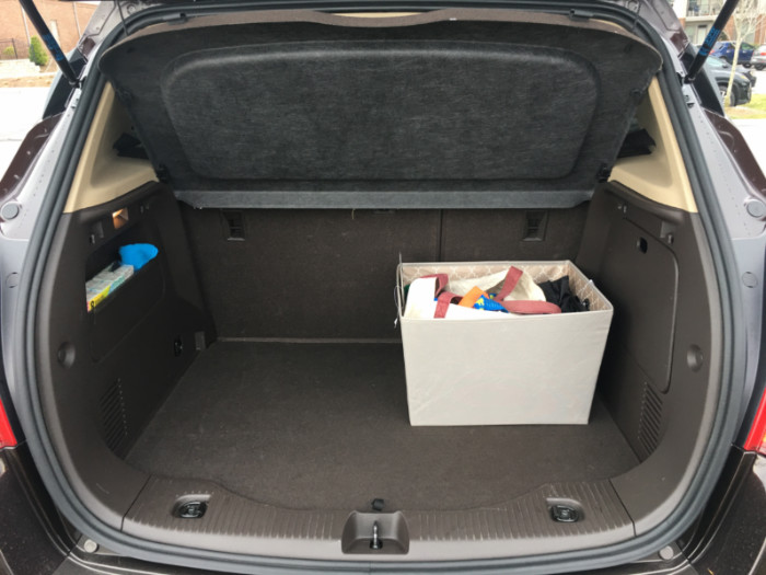 Car organization tips - clean trunk