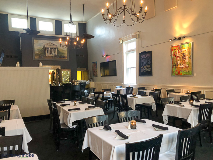 The Bank - Washington NC - restaurants in Washington NC
