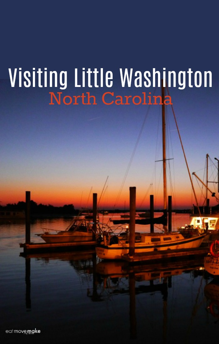With its captivating waterfront location, fabulous shops and restaurants and fascinating history and architecture, Washington NC has the makings of a perfect weekend getaway.