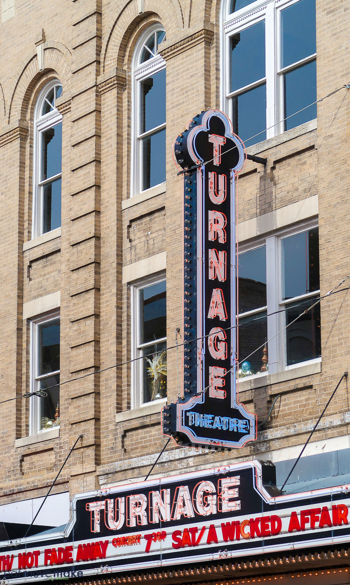 Turnage Theater