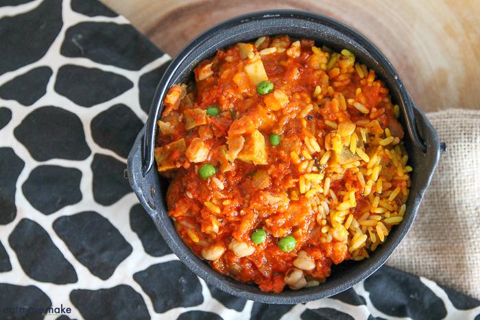 Sweet Earth Easy Plant-Based Meals Chana Masala