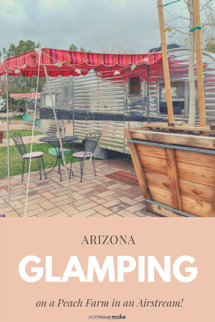 glamping in Arizona