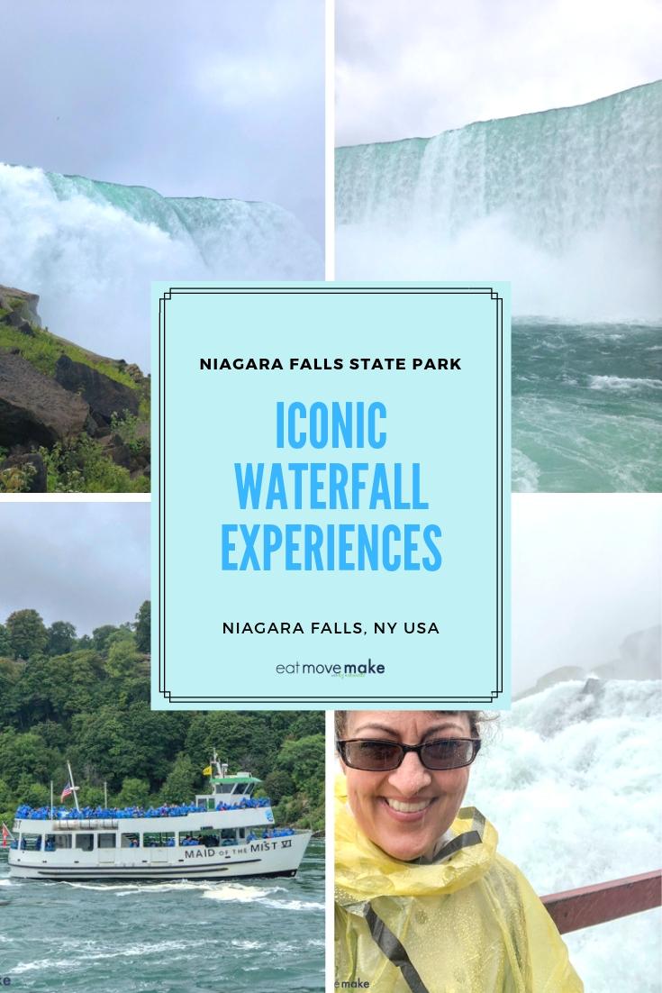 Niagara Falls State Park - iconic waterfall experiences
