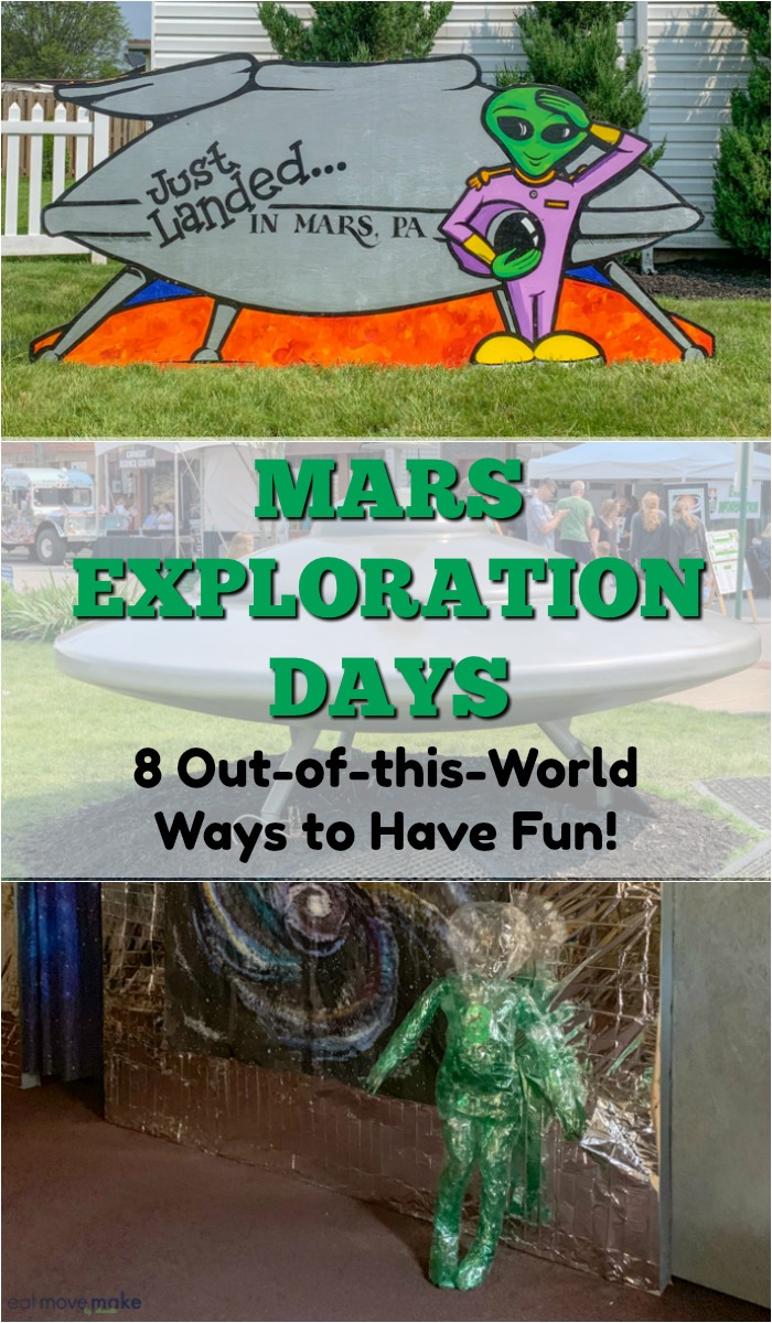 Mars Exploration Days - Mars PA