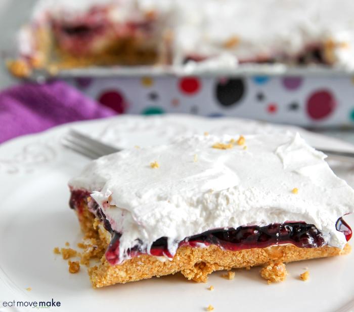 blackberry cream cheese dessert