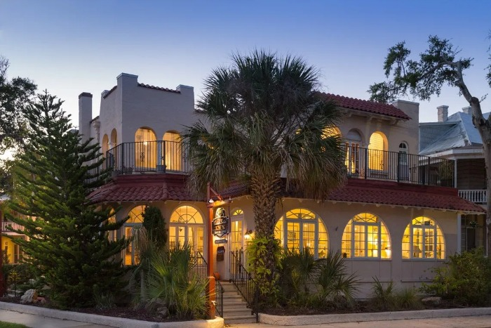 Casa de Suenos - St. Augustine bed and breakfast