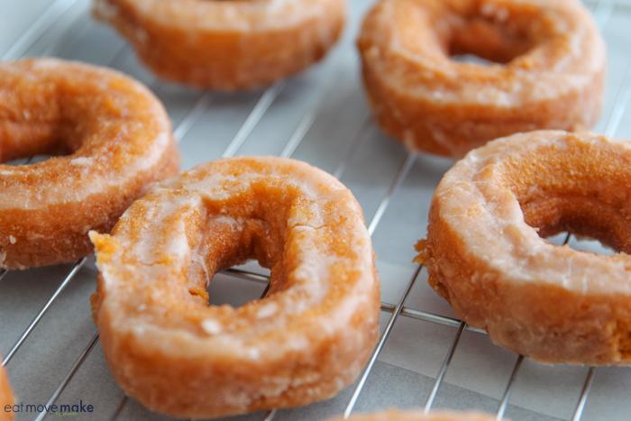 Entenmann's pumpkin donuts