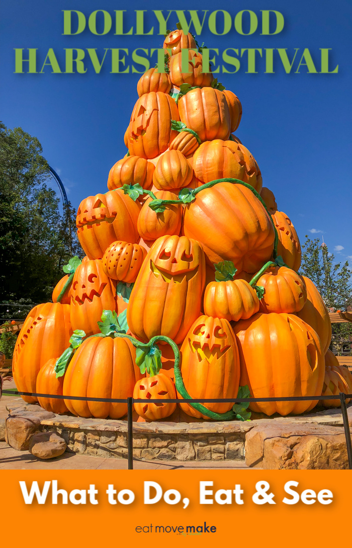 Dollywood Harvest Festival - What To Do, Eat and See