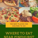 restaurants in pinehurst nc