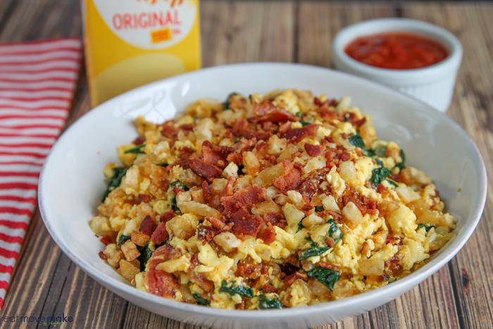 hearty breakfast bowl recipe