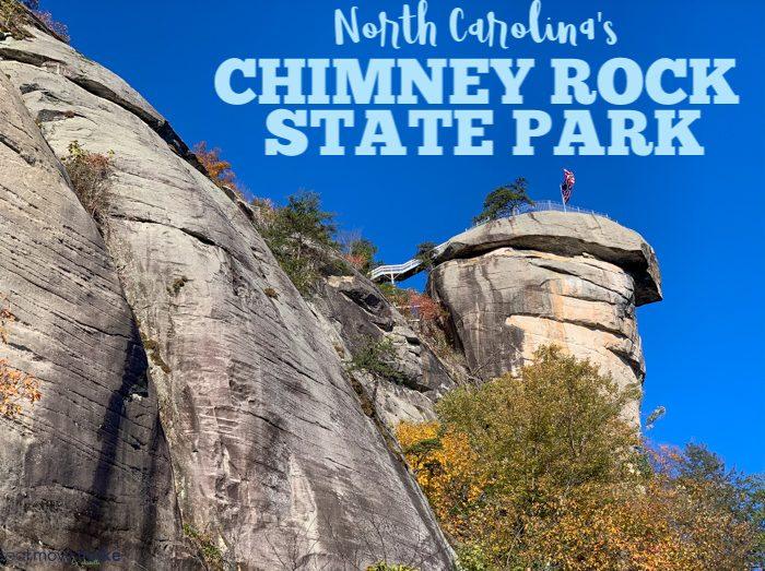 Chimney Rock State Park - North Carolina