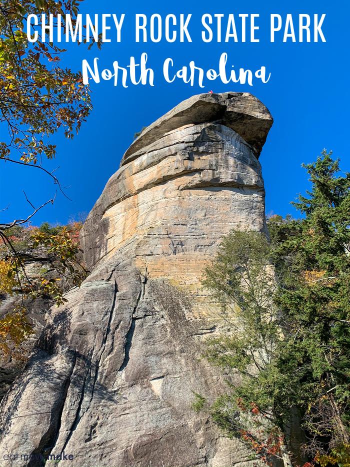 Chimney Rock State Park - Chimney Rock State Village North Carolina